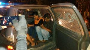 Razia Kendaraan oleh Polres Barelang09