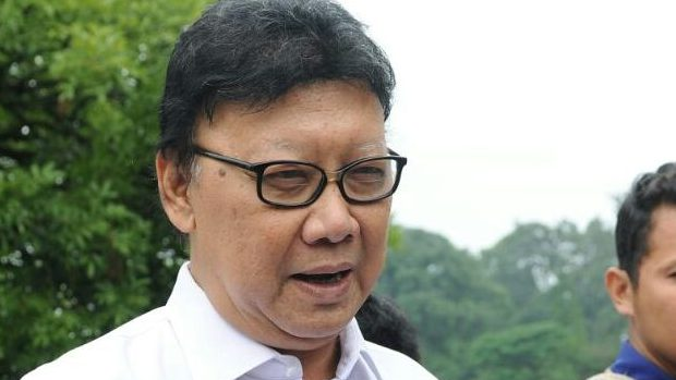 Menteri PANRB Tjahjo Kumolo