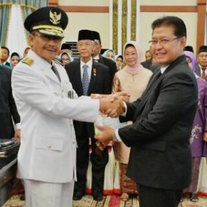 Sosok Pjs Gubernur Kepri Nuryanto