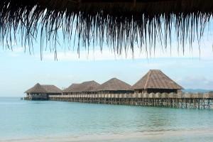 Suasana Santai di Telunas Beach Moro Karimun 2