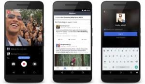 Fitur Mentions pada Facebook kini hadir di Android