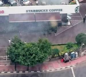 Ledakan Bom di Sarinah Jakarta11