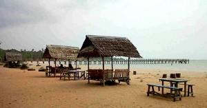 Pantai Indah Sergang Dabosingkep Lingga ok