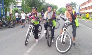 Sepeda Keliling Batam