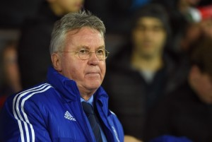 guus-hiddink  chelsea