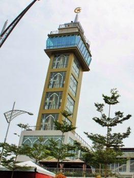 Tower Masjid Jabal Arafah