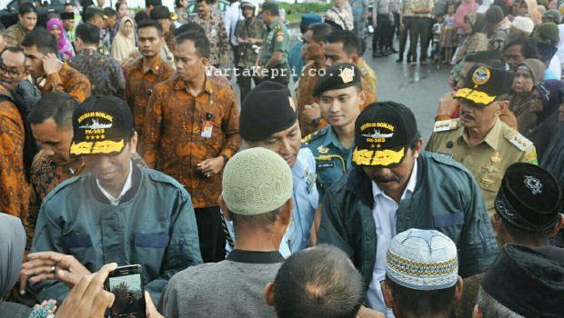 5 Warta Kepri Presiden Jokowi di Natuna