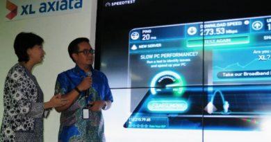 Terapkan Teknologi 4,5G – 4T4R 4×4 MIMO XL Maksimalkan Performa Layanan 4G