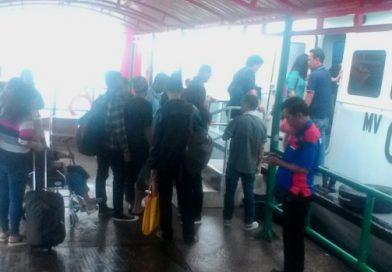 Tahap Renovasi, Pelabuhan Tanjungpinang Berlaku Sistem Buka Tutup