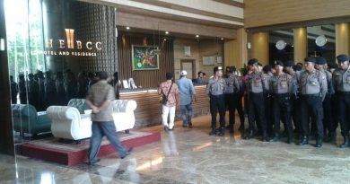 Sengketa Baru, Kubu Tjipta Sekap Kubu Conti di Lantai 1 Hotel BCC