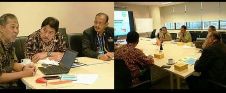 Pembahasan Program Infis Kab Natuna & KPK