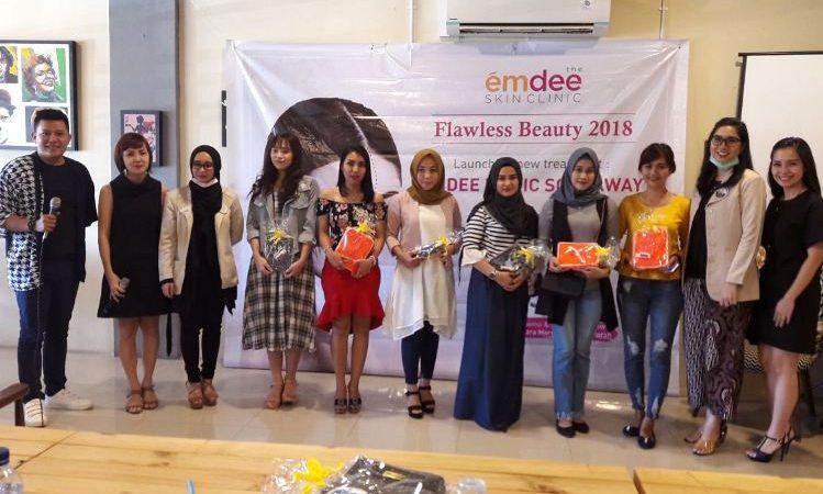Emdee Signature Treatment 2018 Yaitu MD Magic Scaraway