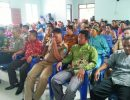 Sosialisasi Saber Pungli Diikuti dua Kecamatan yaitu Kecamatan Jemaja dan Jemaja Timur