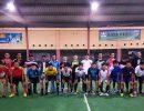 Warta Kepri, DPC Gema Minang Batam Kota Gelar Sparing Partner Jelang Turnamen Futsal
