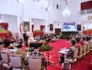 Preiden Bersama Gubenur Se Indonesia