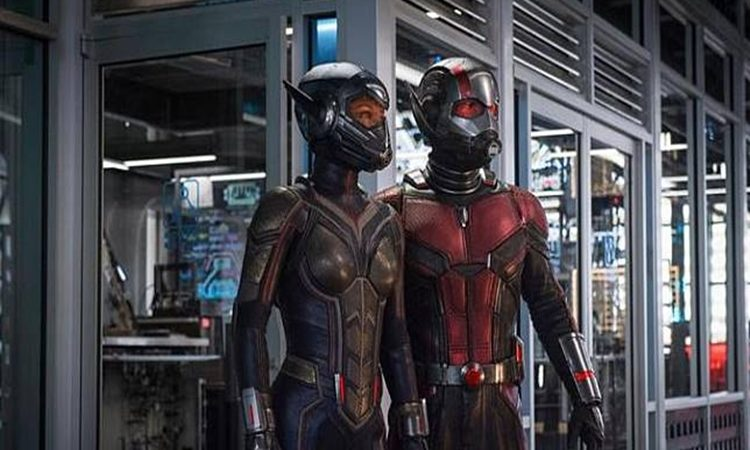 Ant-Man And The Wasp Aksi Superhero Semut Dan Lebah Trailer Perdana