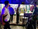 Operasi Cipta Kondisi Diseputaran Simpang Helm Legenda, Dilaksanakan Operasi Cipta Kondisi