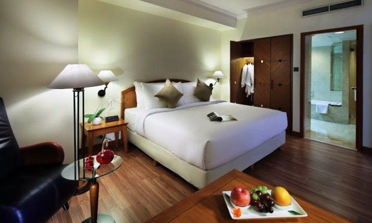 Kamar Allium Hotel Batam