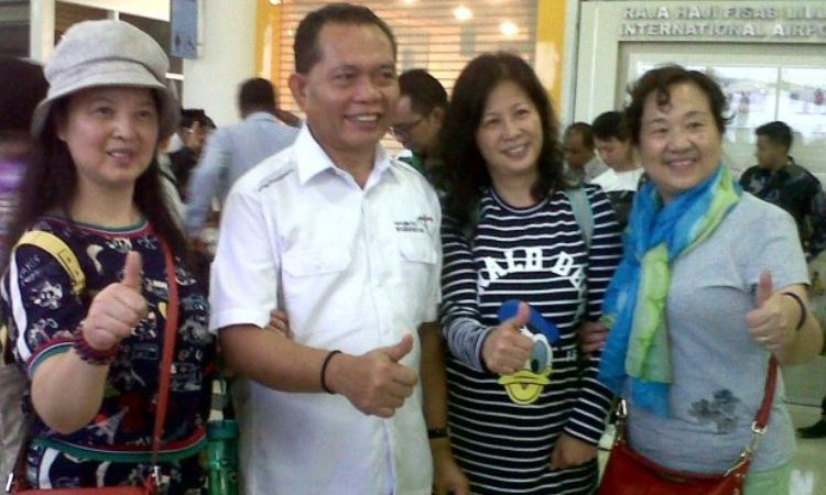 Kepala Dinas Pariwisata Provinsi Kepulauan Riau,