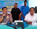WartaKepri, BNNP Kepri Meringkus Kurir Pembawa Sabu Seberat 1208 gram