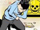 WartaKepri, Ilustrasi keracunan
