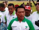 WartaKepri -K etua Umum Himpunan Kerukunan Tani Indonesia (HKTI) Jenderal TNI (Purn) Moeldoko