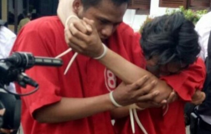Wartakepri - Pelarian begal di bangkalan madur