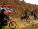 Capella Honda Mengadakan Test Ride Motor Cross All New Honda CRF150L