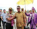 Irjen Pol Drs. Didid Widjanardi, SH dan Bupati Bintan Apri Sujadi