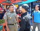 Kepala Dinas Satuan Polisi Pamong Praja dan Pemadam kebakaran Pariaman, Handrizal Fitri ,