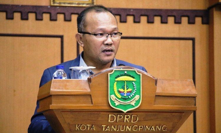 Komisi II DPRD Kota Tanjungpinang, Petrus