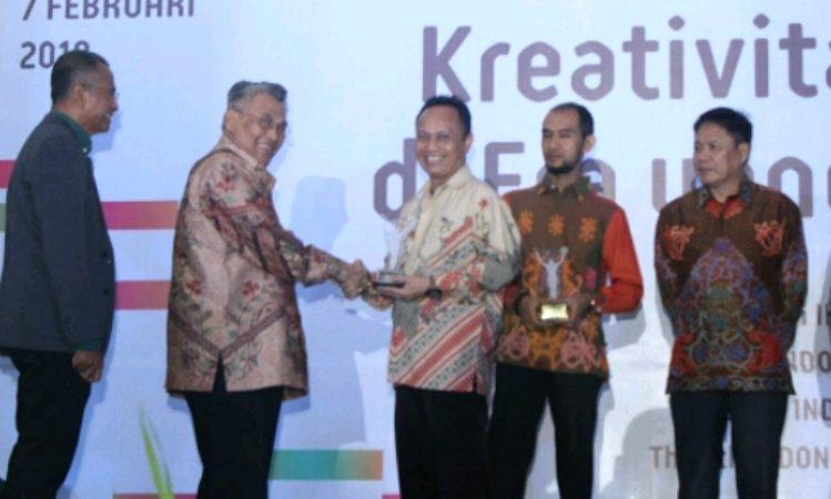 Penghargaan Silver Winner Kembali di Raih Bright PLN Batam