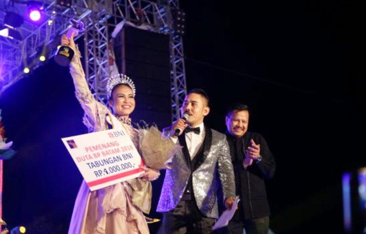 Rachma Utari Juarai Duta BP Batam 2018 Setelah Sisihkan Ratusan Peserta
