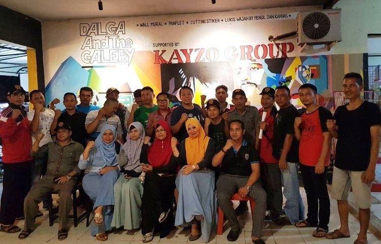 Wartakepri, DPC Gema Minang Batam
