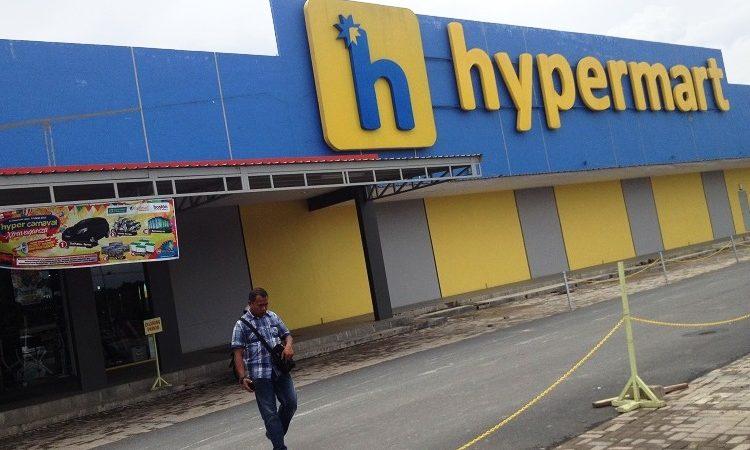 Wartakepri, Hypermart Tanjunguncang Tutup