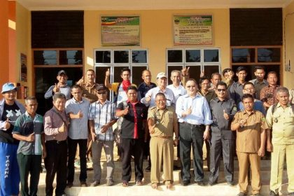 Wartakepri, Kecamatan Selayar dikunjungi DPD RI Haripinto Tanuwidjaja