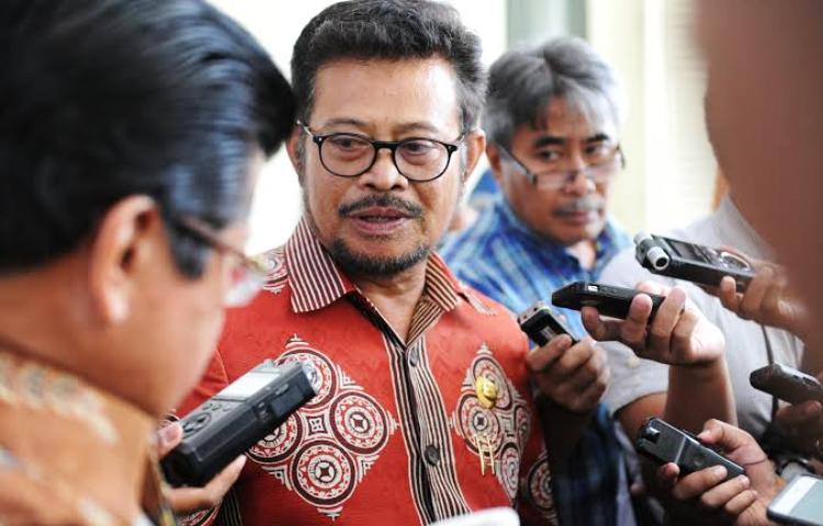 Wartakepri, Ketua APPSI Syahrul Yasin Limpo