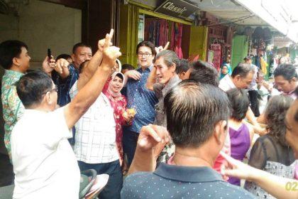 Wartakepri, Paslon Sabar Tanjungpinang Kampanye