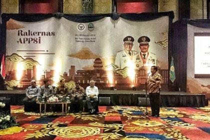Wartakepri, Rakernas Seluruh Gubenur Indonesia