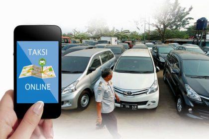 Wartakepri, Taxi online