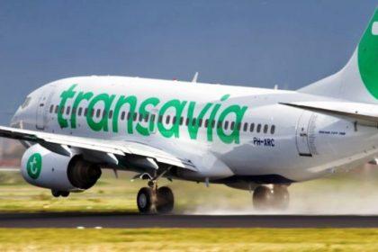 Wartakepri, Pesawat Transia