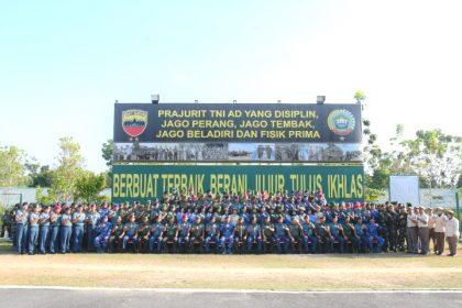 Wartakepri, Upacara Gabungan TNI