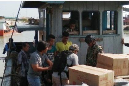 Wartakepri, 3 kapal bawa barang ilegal di Tangkap