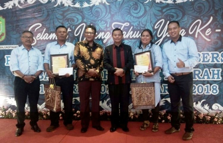 Wartakepri, BUMD Beri Penghargaan ke Karyawan