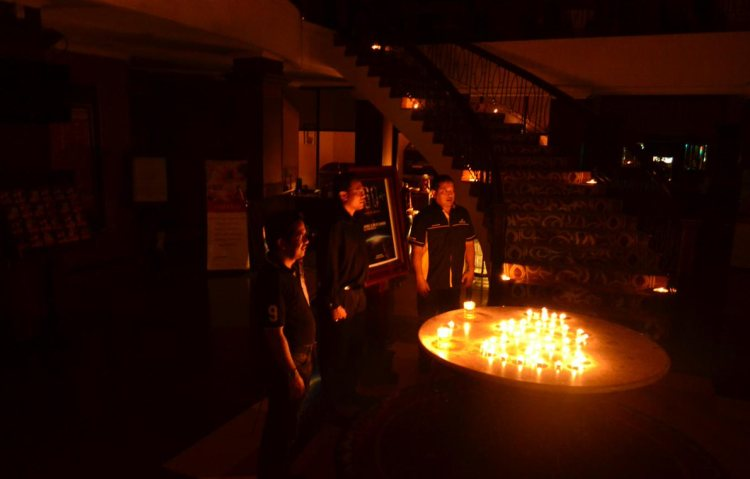 Wartakepri, Earth Hour Indonesia