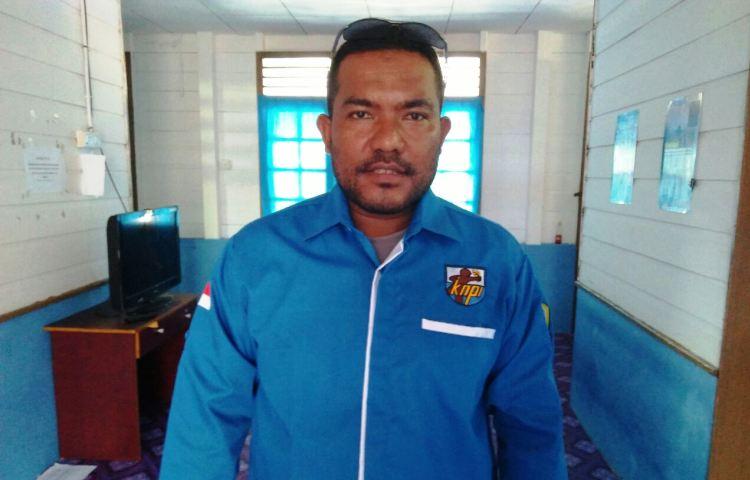Wartakepri, Ketua KNPI Mudahir
