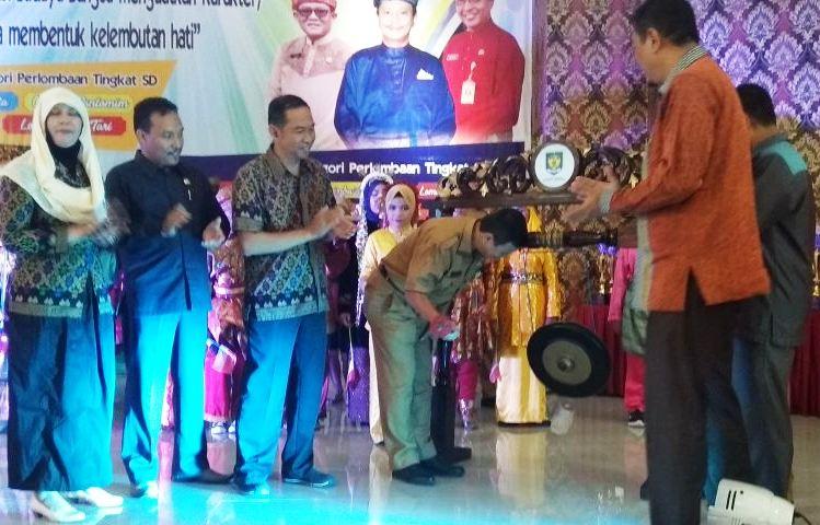 Wartakepri, Penjabata Walikokota Tanjungpinang