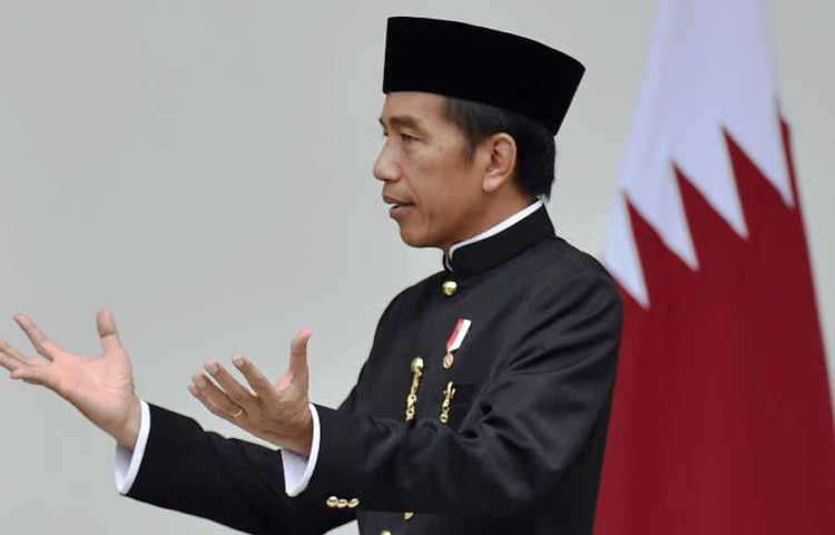 Wartakepri, Presiden Joko Widodo