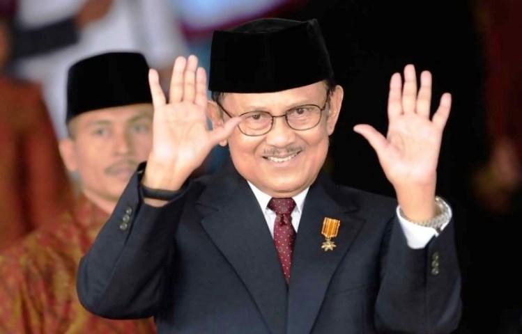 Wartakepri, Presiden ke 3 BJ Habibie