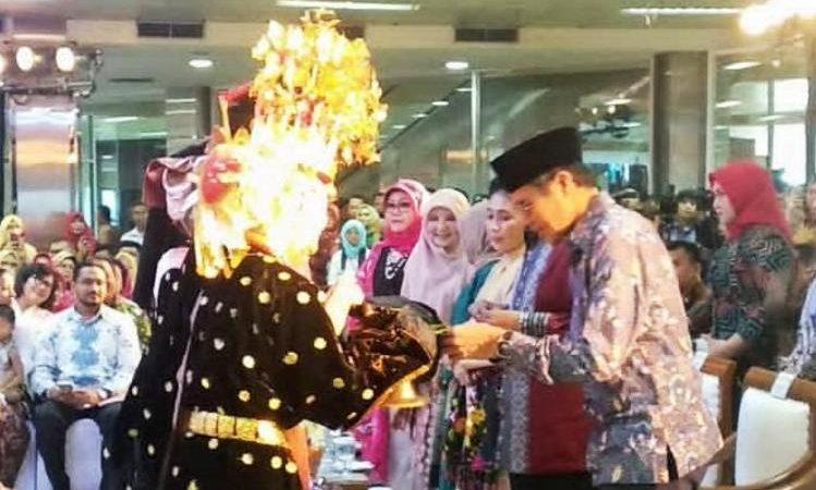 Wartakepri, Re-Launching produk Unggulan dan SMESCO Minang Festival, Berlangsung Sukses